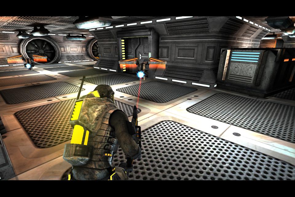 Screenshot R.O.B.O.T.