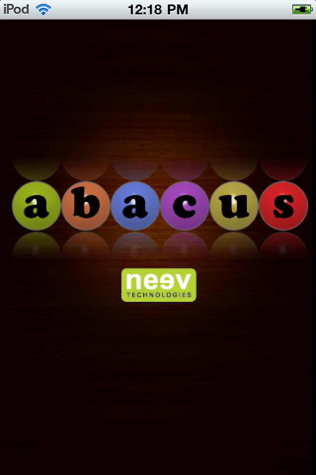 Screenshot Abacus V2