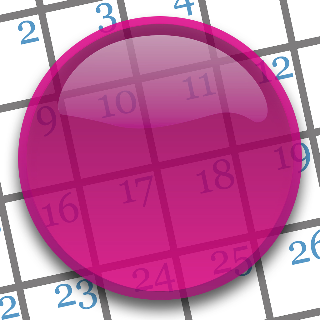 iPeriod Ultimate - Period Tracker / Menstrual Calendar app icon